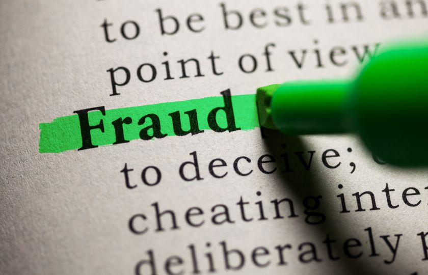 Adjudicators and Allegations of Fraud