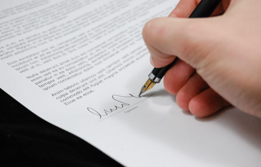 Adjudication and Oral Contracts