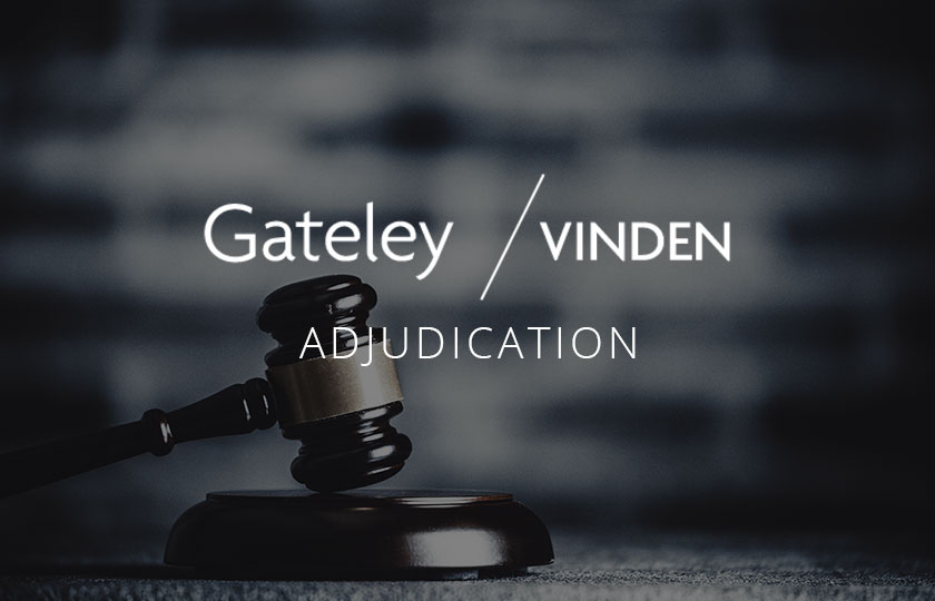 GATELEY VINDEN LTD v ORCA LGS SOLUTIONS LTD