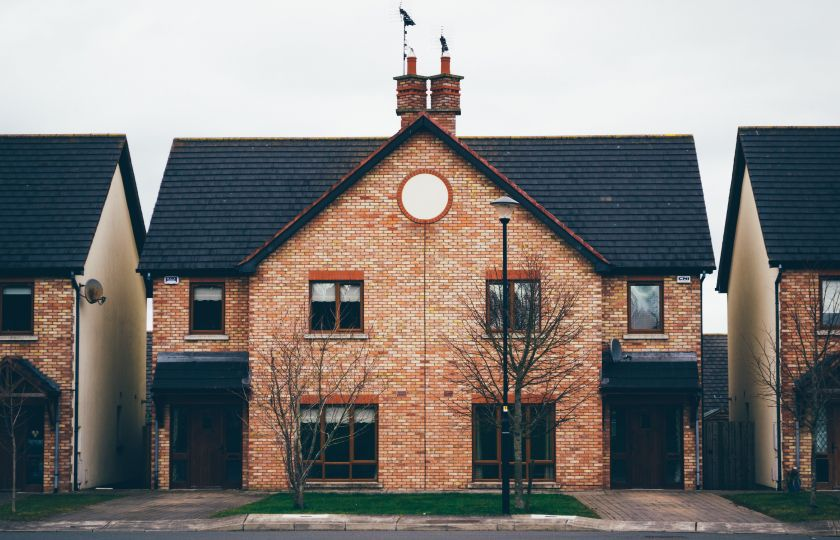 Reaction to government housing statistics